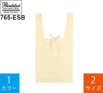 お買い物エコバッグ (プリントスター「765-ESB」)