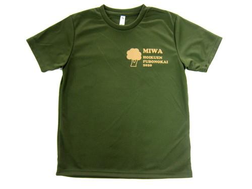 地元保育園の父母の会様、毎年お楽しみのデザインTシャツです。 ・・・