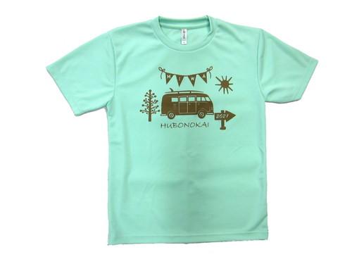 今年も素敵なデザインTシャツを作成させていただきました、地元の保育園PTAの皆様です。 手描きのイラストをブラウンカラーで可愛く仕上がりました。  【使用ボディ】 ・ Printstar 「300-ACT」  4.4オンスドライTシャツ メロン  【デザイン】 ・前面: ブラウン 1色  【プリント方法】 ・シルクプリント