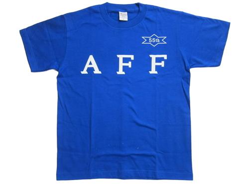 旭鉄工労働組合様の55周年用に作成いただいたオリジナルTシャツです・・・
