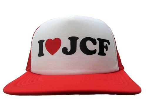 西尾JCの「JCフォーラム委員会」様に作成いただいたキャップです。・・・